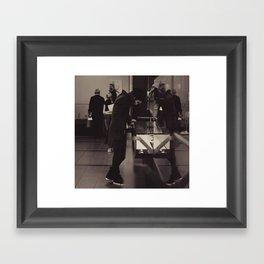 The Museum Framed Art Print