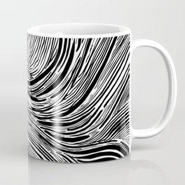 Moving lines Coffee Mug
