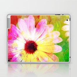 Making art with flower - original Laptop & iPad Skin