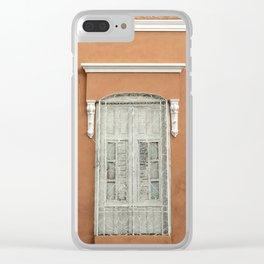 The Doors of Merida VIIII Clear iPhone Case