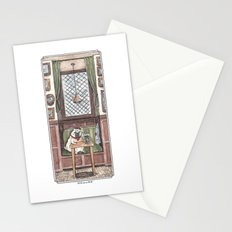 Pug in a Pub Stationery Cards