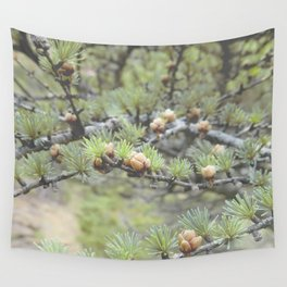 Pines Wall Tapestry
