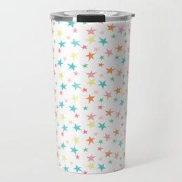 Bright Sea of Stars Travel Mug