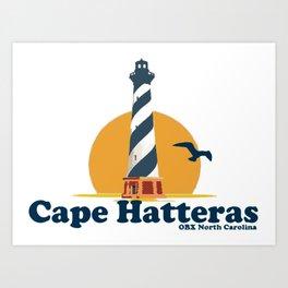 Cape Hatteras - North Carolina. Art Print