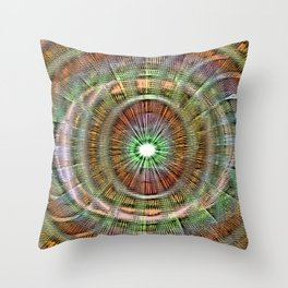 Be Leave Throw Pillow