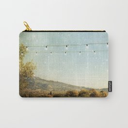 Starlit Vineyard Carry-All Pouch