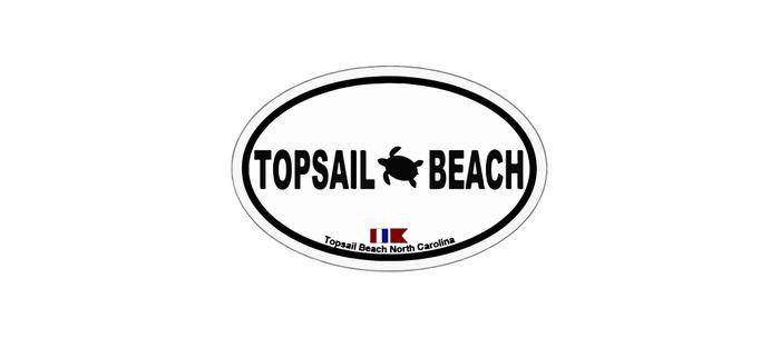 Topsail Beach - North Carolina. Coffee Mug