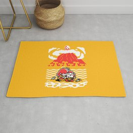 The castaway Hero II Rug