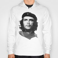 che Hoodies featuring Che by Poly Iconik Art