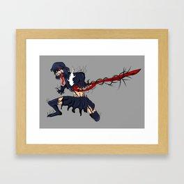 Kill La Venom Framed Art Print