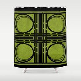 Eureka Shower Curtain