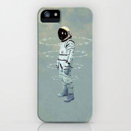 crystallization iPhone Case