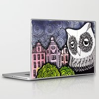 lonely Laptop & iPad Skins featuring lonely by Burcak Kafadar