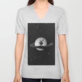 Planetary Ride Unisex V-Neck