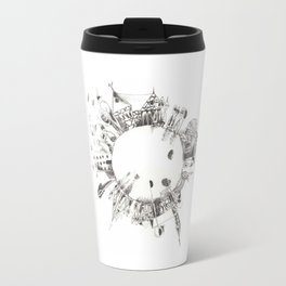 marshland globe Travel Mug