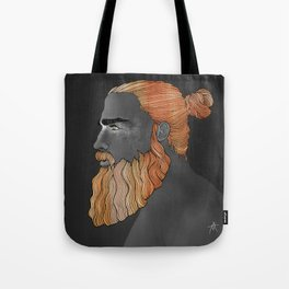 BEARD AUSTIN Tote Bag