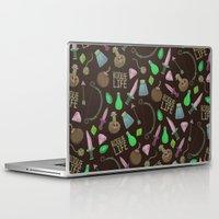 rogue Laptop & iPad Skins featuring Rogue Life by Majokko Tay