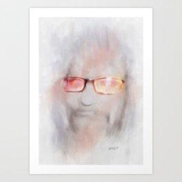 portrait1 Art Print