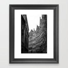Antwerp Framed Art Print