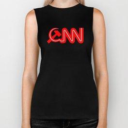 Communist News Network Biker Tank