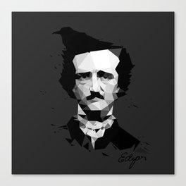 Edgar Canvas Print