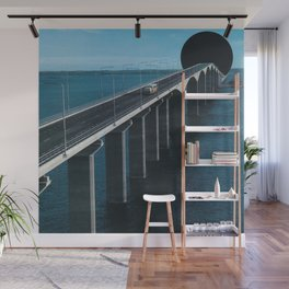 Black hole Wall Mural