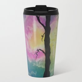 Open The Cage Travel Mug