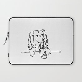 City Dogs {Shoe Diva} Laptop Sleeve
