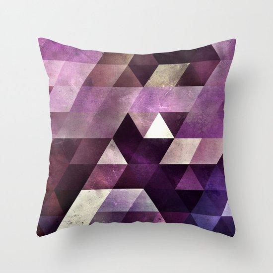 wheelyy Throw Pillow