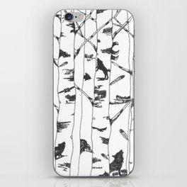 Unseen Forest iPhone Skin