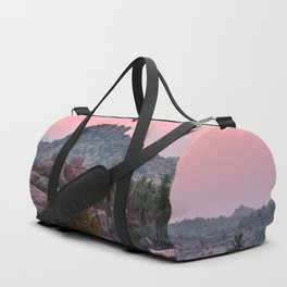 Jungle book: sunrise Duffle Bag