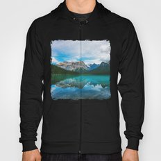 The Moutains and Blue Water Hoody