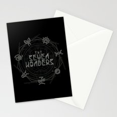 The Seven Wonders Stationery Cards