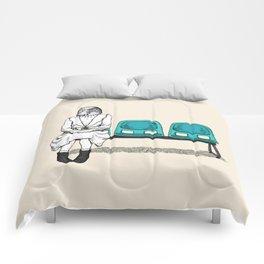 budgie wait Comforters