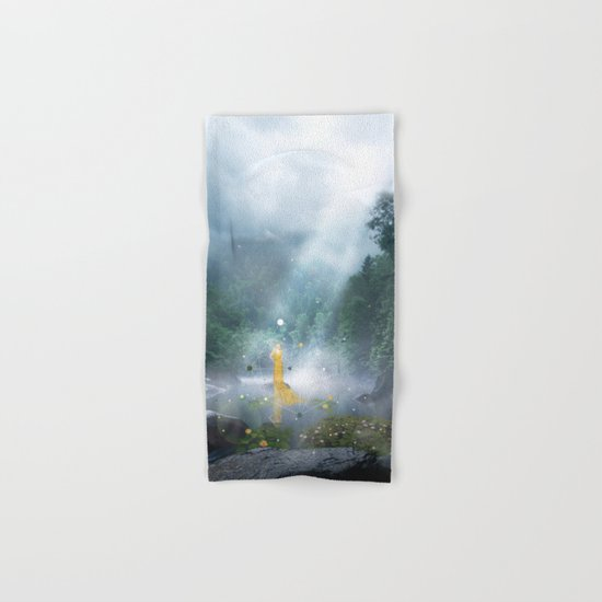 THE AWAKENING OF LILY Hand & Bath Towel