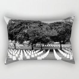 Arlington Cemetary Rectangular Pillow