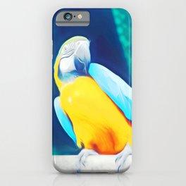 Parrots Art Twi iPhone Case