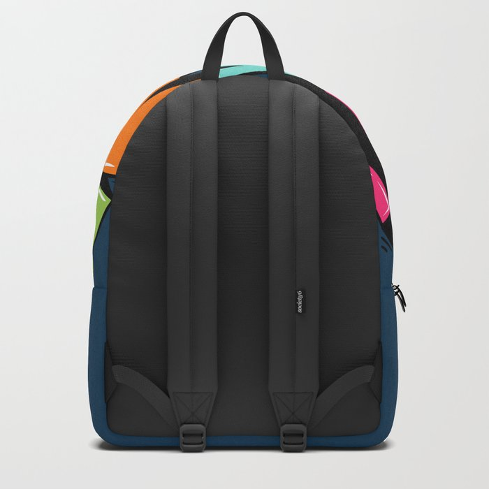 today is a new day Backpack