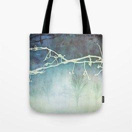 Winter Vigne Tote Bag