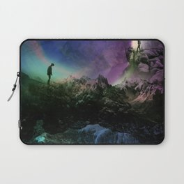 Keep your distance Laptop Sleeve