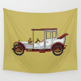 Antique car 3 Wall Tapestry