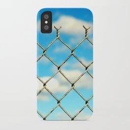 Boston Fence iPhone Case