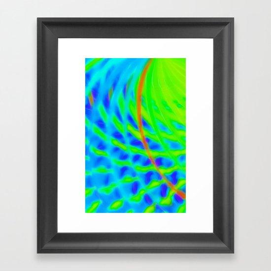 For Your Case Only Framed Art Print