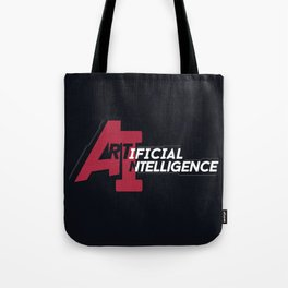 AI - Artificial Intelligence Tote Bag