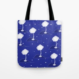island trees Tote Bag