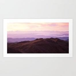 Mountain Photography 2 Prints/Posters/Cards Art Print