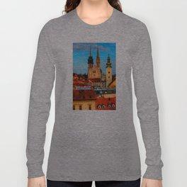 Croatia Cathedral Long Sleeve T-shirt