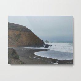 Take in the Beautiful Ocean Metal Print