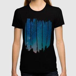 Desert Summer Milky Way T-shirt