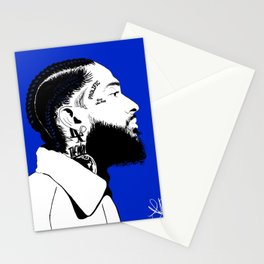 Nipsey Hussle Stationery Cards